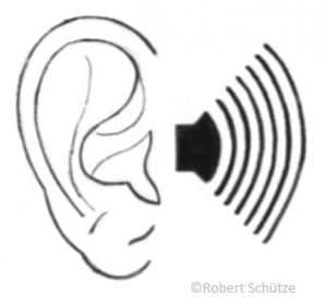 Psychotherapie Dresden Tinnitus Grafik