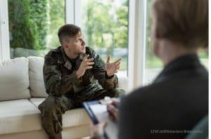 Psychotherapie Dresden Trauma Soldaten
